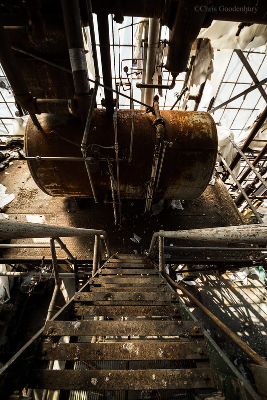 Bottom of the World   Cannery Ironworks