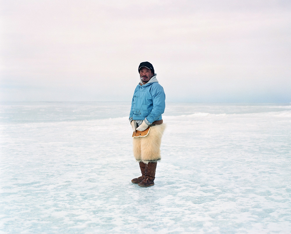 Qaanaaq sea-ice / open-water. Thanks SO MUCH for the incredible memories!