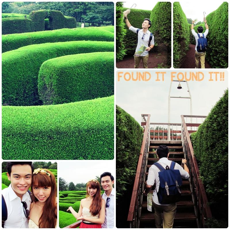 4 Maze Park