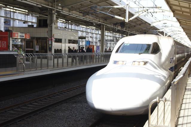 1130 - En el shinkansen