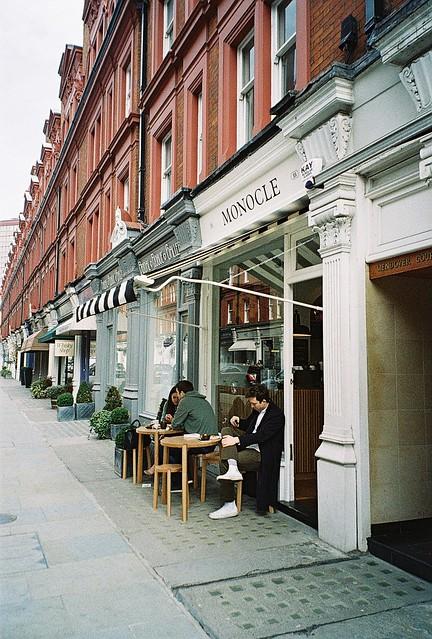 Lennox Cafe Lennox Street