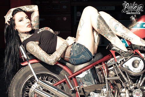 Makani Terror at Wasted Steel on Wheels III (2013)