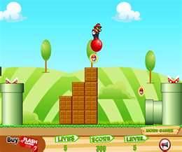 Mario i broń