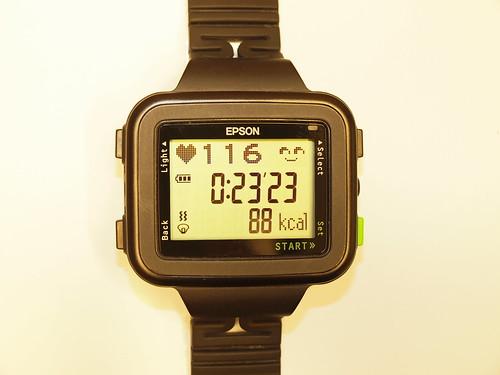 Epson E200 光感燃脂心率錶_02