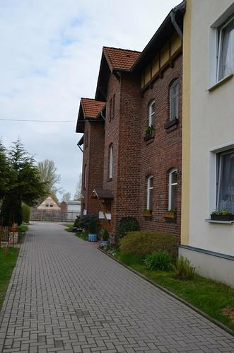 Bahnerwohnhaus Leopoldshaller Straße