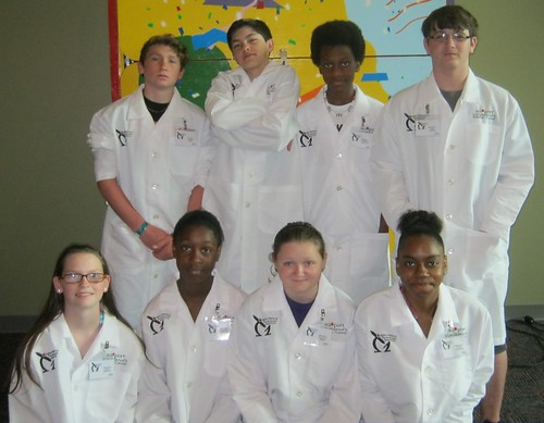 Year 3 students with focus on advanced biotechnology by Karen E. Wissing