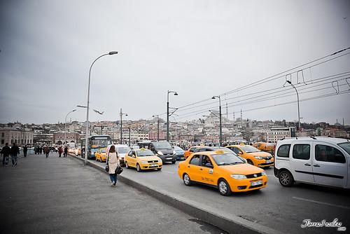 Puente Gálata (Estambul)