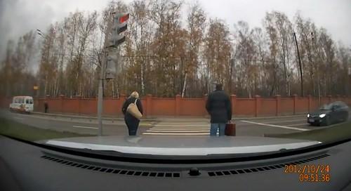 Nauja Rusijos kelių Youtube žvaigždė
