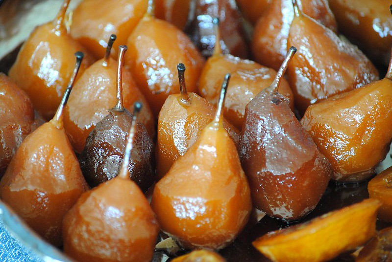 Candied fruit (Засахаренные фрукты)