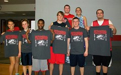 Co-Ed Recreational Basketball | Spring 2013