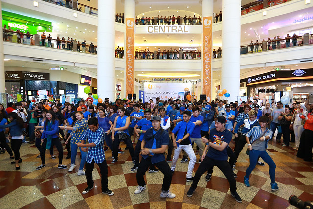 Samsung GALAXY S4 Launch. Photo 10