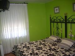 Habitación. Apartamentos Rurales Casa Carola