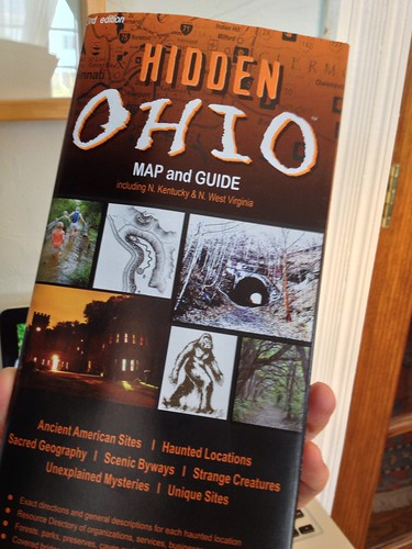 Hidden Ohio Map