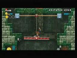 Mario na ratunek wiosce