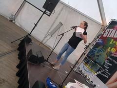 Yasmin Hafedh - textstrom Poetry Slam Wien