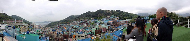 Gamcheon Cultural Village - rebecca saw-001