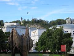 Salzburg, Austria - album 2 of miscellaneous Old Town scenes