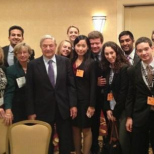 NABE meeting Soros