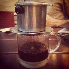 Some sort of single serve slow brew coffee maker. Want!