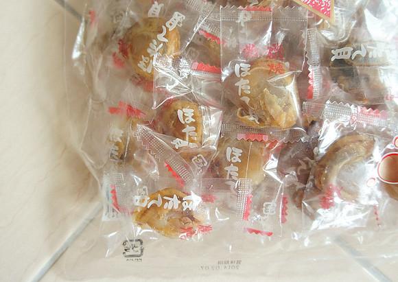 日本零食水瓶女王12