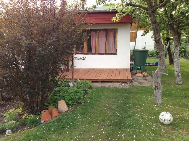 terrassenholz douglasie flickr photo sharing. Black Bedroom Furniture Sets. Home Design Ideas