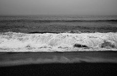 Photograph: Rolling Waves at South Beach, Point Reyes