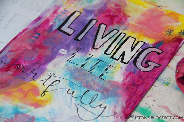 Living life artfully