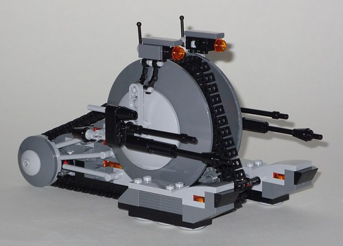 75015 Corporate Alliance Tank Droid