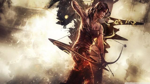 beautiful tomb raider 2014 game wallpaper