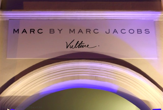 Vulture Marc by Marc Jacobs ION party sign - by Chic n Cheap Living