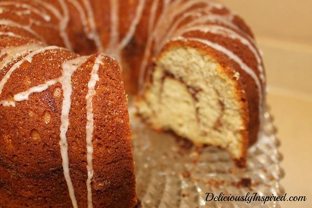 Cinnamon Cake1