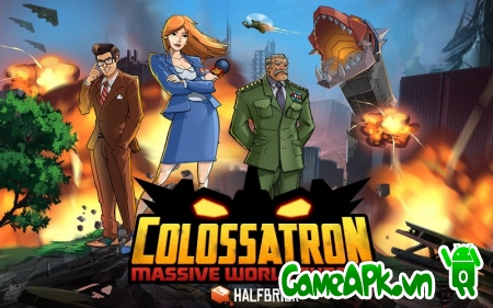 Colossatron v1.0.6 hack full tiền & Unlocked cho Android
