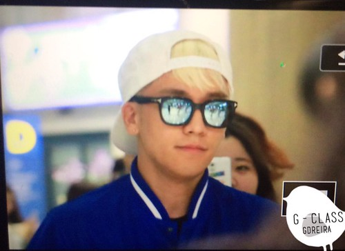 Big Bang - Incheon Airport - 26jul2015 - GDREIRA - 07