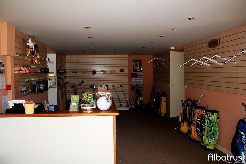 photo du golf Golf de Céron - Château de la Frédière - Club House - ProShop