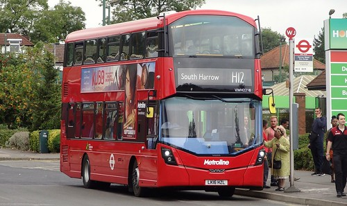 H12 to South Harrow