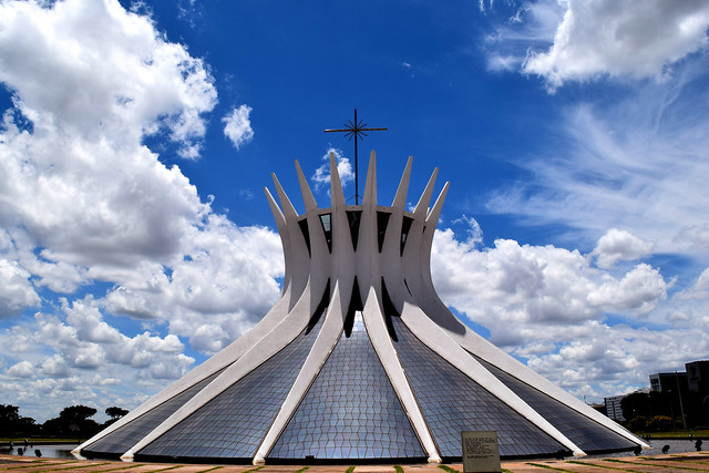 Catedral de Brasíla   - Explore September 22, 2016 -