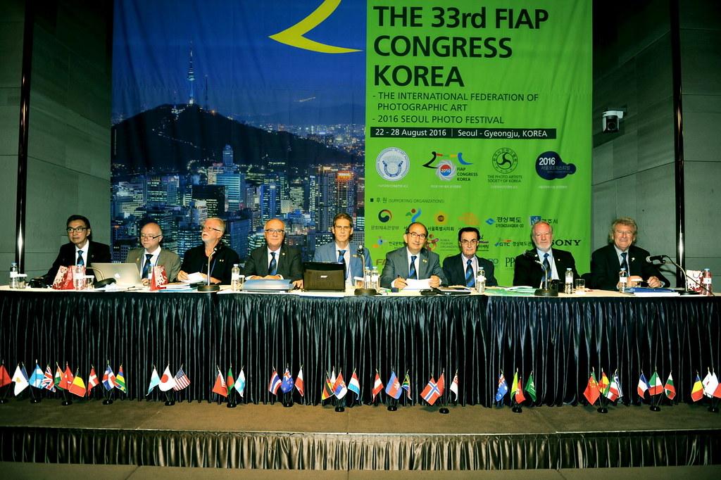05 主持會議的FIAP董事會成員