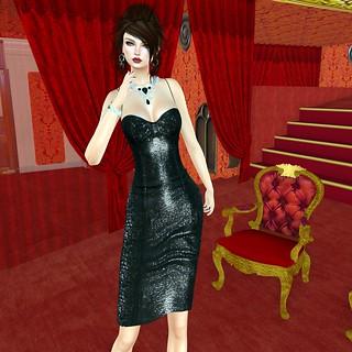 VIRTUAL DIVA Morph Couture Dress