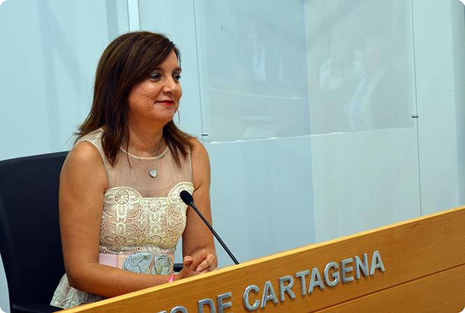 Cartagena, el único municipio transparente de la Región
