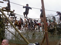 The assault course getting busier as more come through Image
