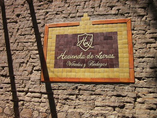 Hacienda de Letras (Pabellon de Arteaga, Aguascalientes0