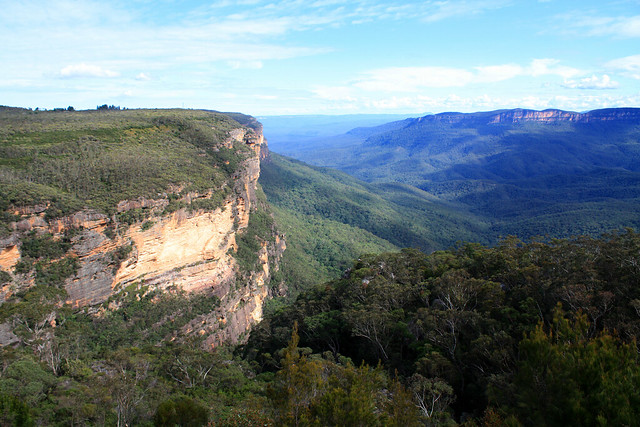 Blue Mountain, Sydney Australia