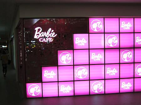 Barbie Cafe, Taipei_1