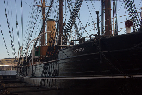 the discovery, dundee