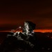 cobbler central summit climbers' light-trails by john&mairi