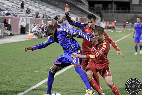 Anthony Wallace, Reserve Match, Colorado Rapids vs Real Salt Lake Apr. 6th 2013 by Corbin Elliott Photography