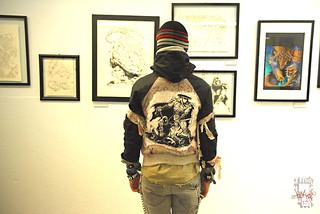 tOkKustom :: TMNT: C.A.W. 20th Anniversary Hoody vi