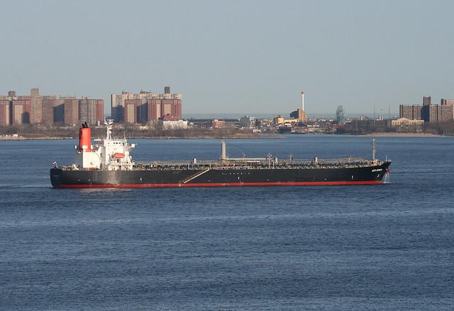 Seto Express in New York, USA. April 2013