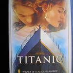 Titanic VHS Version 1997. USA.