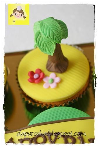 Cupcake Set Winie the Pooh